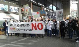 L'Hospitalet rebutja per unanimitat el tancament d'Euroterminal