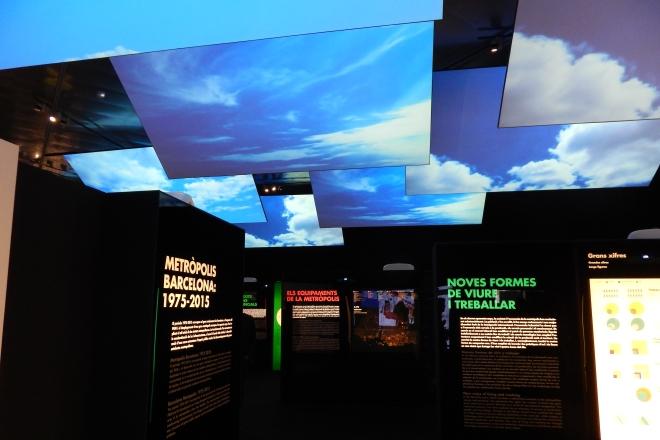 L'AMB exposa el passat, present i futur de la Metròpolis en una inèdita mostra interactiva