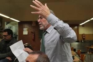 La UE Cornellà demandará al ex presidente Gálvez