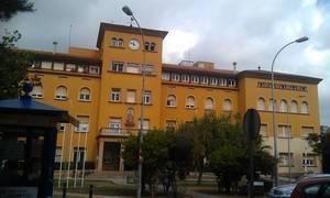 CGT endureix el discurs en defensa del Hospital de Viladecans