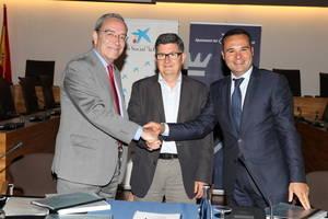 Empreses i autònoms de El Prat de Llobregat reben el 2014 més d'11 milions d'euros en crèdits de CaixaBank