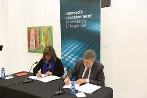 L'Hospitalet signa amb FCC un nou conveni per impulsar el concepte 'smart city'