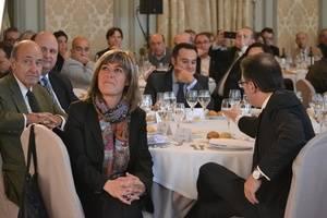 Núria Marín fixa la segona transformació de la Gran Via i el nou Districte Cultural com els principals reptes de futur