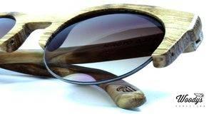 Gafas de madera … irresistibles