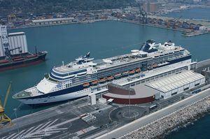 El Port de Barcelona adjudica la tercera fase de ampliación del muelle adosado