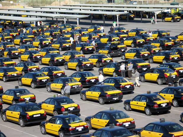 La campanya estiuenca de Mossos d'Esquadra contra l'intrusisme laboral al sector del taxi denuncia 74 infraccions