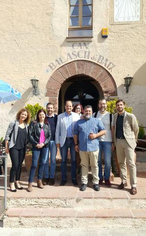 El PSC del Consell Comarcal urge a formar un gobierno de la Generalitat que atienda las necesidades de la comarca