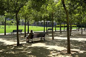 Parque de Bellvitge.