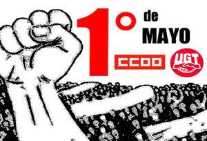 La salud, el trabajo y la justicia social, ejes del 1 de mayo en L'Hospitalet y el Baix Llobregat