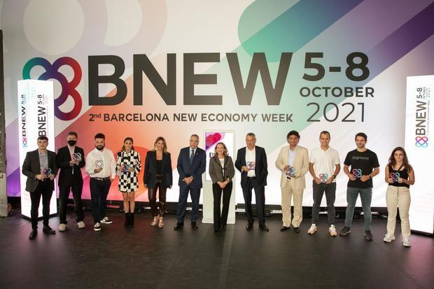 BNEW 2021 consolida la ciudad de Barcelona como la capital de la nueva economía