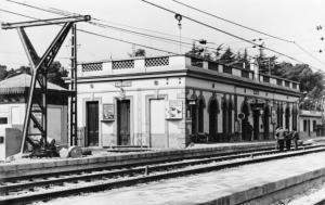 La exposición Mirades a l'Estació se inaugurará el 21 de octubre en Sant Feliu