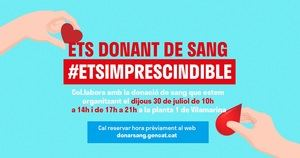 Vilamarina y el Banc de Sang i Teixits organizan una campaña especial de donación de sangre