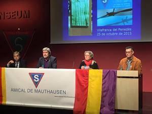 Els Ajuntaments de Sant Boi i de Gavà donaran suport a l'Amical de Mauthausen per prevenir el feixisme i la xenofòbia des de l'àmbit local