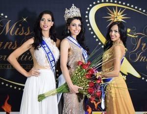 Miss Brasil se corona en el Miss Trans Star celebrado en Cornell�