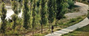 El Baix cuenta ya con 700 km de carril-bici en la arriesgada apuesta por la conexión intermunicipal
