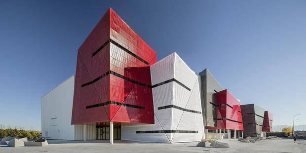 El centro fue inaugurado en 2015.