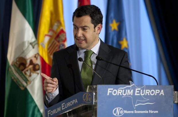 Juanma Moreno Bonilla, el primer presidente catalán (y del Baix) de Andalucía