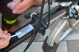 El Prat incorpora el Biciregistro para reducir los robos de bicicletas