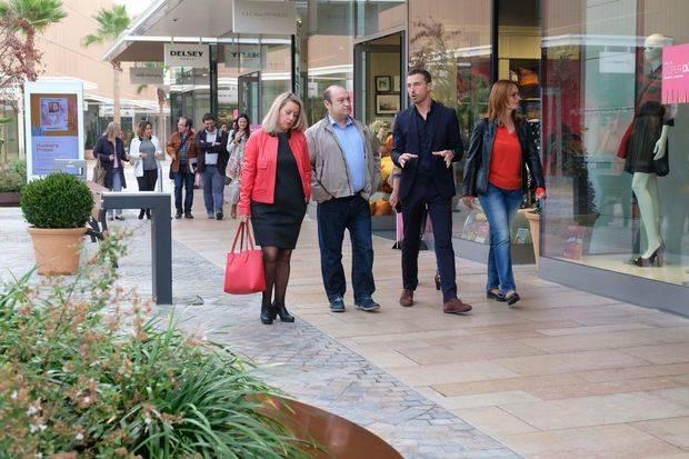 Viladecans The Style Outlets cumple su primer año con 2,6 millones de visitantes