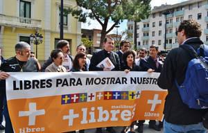 El sindicat Manos Limpias denuncia a l'alcaldessa de L'Hospitalet, Núria Marín, per prohibir la processó de legionaris