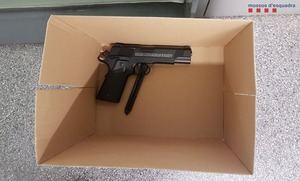 Cárcel para un joven por robar un coche a punta de pistola en L'Hospitalet