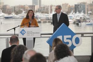 El Port de Barcelona celebra su 150 aniversario con un amplio programa de actos