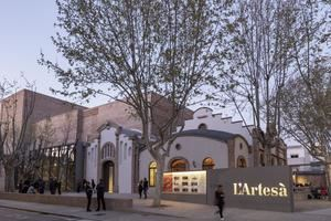 El Prat renueva el Teatre L'Artesà con un nuevo proyecto artístico para la ciudad