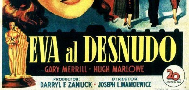 """Crítica de la mítica película """"Eva al desnudo"""" (1950). Por Mario Delgado Barrio"""