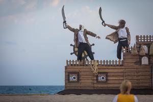 ¡Al abordaje! Castelldefels se prepara para sus Fiestas del Mar