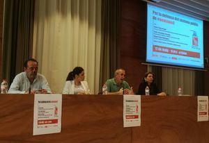 Nace la Plataforma de Personas Jubiladas y Pensionistas del Baix Llobregat
