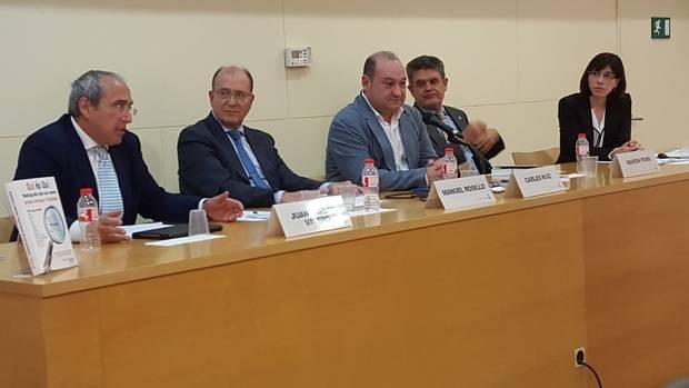 El Baix Llobregat reclama una mayor inversión para mantener la competitividad y mejorar la renta per cápita