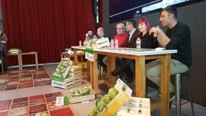 La setena edició de les Jornades Gastronòmiques de l'AGT porta el 'Pota Blava' i la carxofa Prat a Berlín