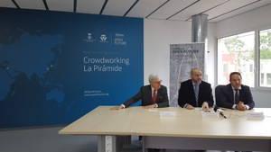 Cornell� acoge el primer �crowdworking� de Telef�nica en la demarcaci�n de Barcelona