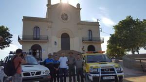 Un equip específic de l'ADF i la Policia Local controlarà l'incivisme als entorns naturals de Sant Boi