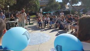 El CoBoi omple l'espai públic a les portes de la quarta llançadora d'emprenedoria