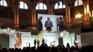 La jove empresa esparreguina Caviaroli, escollida com la millor 'micro' de Catalunya als Premis Pimes 2016