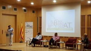 """Ada Colau: """"Ha arribat l'hora de tractar el Baix Llobregat com un aliat estratègic"""""""