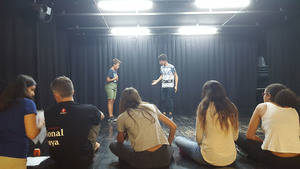 El Baix, una escuela de teatro