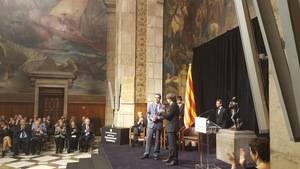 El santboià Manel Esteller, Premi Internacional Catalunya