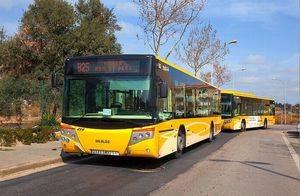 AMB reforça de manera permanent les línies L70, L72, L74 i L75 els caps de setmana, festius i mes d'agost