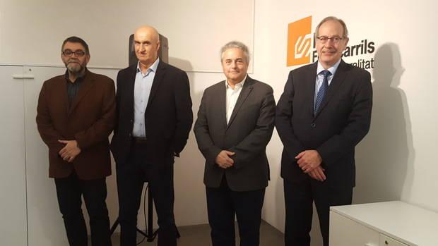 FGC introduirà la freqüència variable a la línia Llobregat-Anoia a partir de Setmana Santa de 2018
