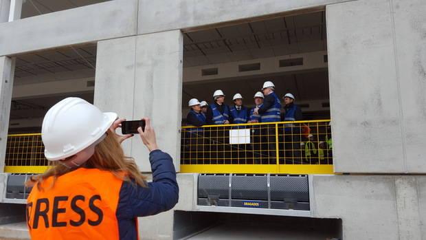 Amazon iniciarà al maig el principal procés de selecció per treballar al nou centre logístic de El Prat