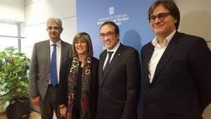 La Generalitat aprueba de manera definitiva el cuestionado PDU Granvia-Llobregat