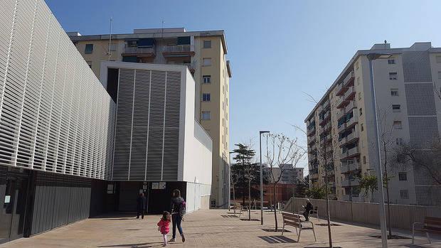 El nuevo CAP de Molí Nou de Sant Boi ve la luz con el doble de superficie que el anterior