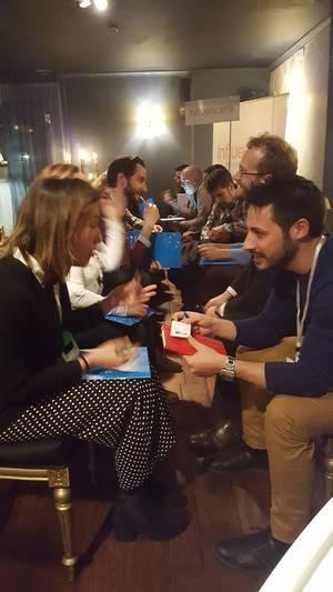El 'afterwork de negocios' Time4Networking Revolution celebra su primera edición en Barcelona para debatir sobre turismo y negocio