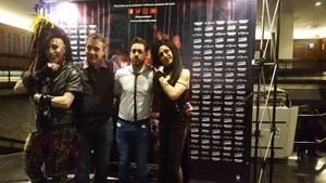 El director santboyano Fran Granada presenta la segunda temporada de 'The Voids'