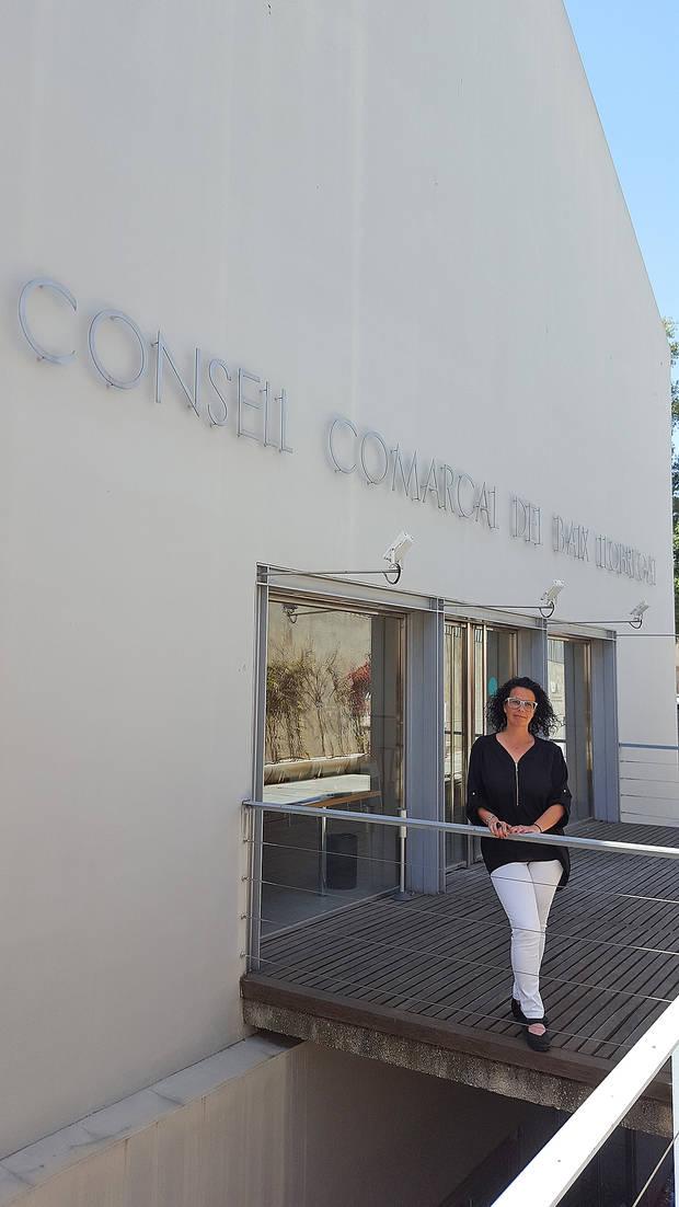 """Mireia Monfort: """"Hem de mirar de no arribar al punt que ha arribat Barcelona"""""""