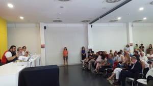UGT y CCOO crean la plataforma comarcal de 'En defensa de los 300' contra la represión sindical