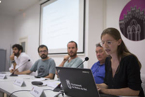 Molins de Rei estudia impulsar el proyecto de vivienda cooperativa de Sostre Cívic