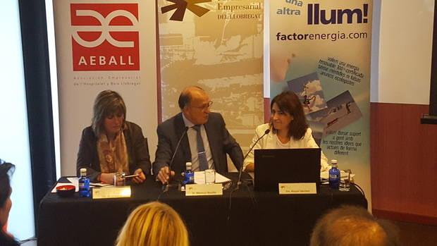 """Raquel Sánchez: """"Gavà es la ciudad metropolitana con mayor oferta de desarrollo económico sostenible"""""""